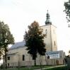 Obecny kościół parafialny - © Edward Ślusarz 2003