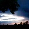 Zachód słońca - © Edward Ślusarz 2003