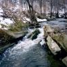 Górski potok wBednarce - © Edward Ślusarz 2003