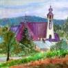 Nowy kościół wLipinkach - © Ola Wallach