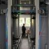 Oczyszczalnia w Wójtowej - fot. Grzegorz Kosztyła 2005