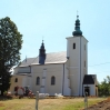 Park przy starym kościele wLipinkach 2013