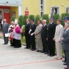 Poświecenie Figur Św. Floriana wLipinkach 2009