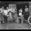 Stara kuźnia lipińska - ok. 1934 roku - Archiwum Piotra Popielarza