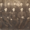 Józef Bubniak w wojsku z lewej (1938) - Archiwum Łukasza Piroga