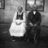 Kasper Sinda i Wiktoria z domu Jurusik (ok. 1930 r.) - Archiwum Mariana Sindy