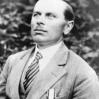 Jan Ślusarz z Krzyżem Orderu Virtuti Militari