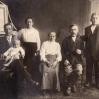 Rodzina Szkaradków i Dylągów- 1924r.