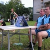 Turniej piłki siatkowej LZS 2011