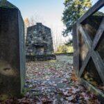 Cmentarz wojenny nr102 wWójtowej. Galeria fotografii Wiktora Bubniaka zjesieni 2020 roku