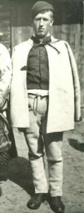 Tradycyjny ubiór łemkowski