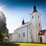 Zuchwała kradzież rynien zabytkowego kościoła wLipinkach
