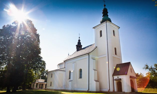 Barokowy Kościół wLipinkach