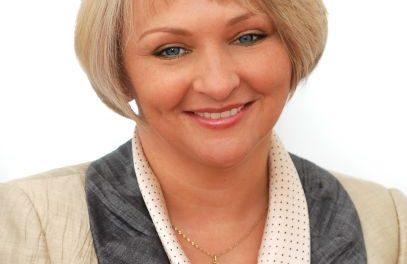 Pani poseł Barbara Bartuś na9. posiedzeniu Sejmu RP