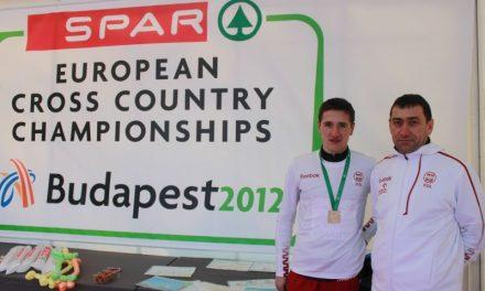 Szymon Kulka młodzieżowym Mistrzem Europy wbiegach przełajowych