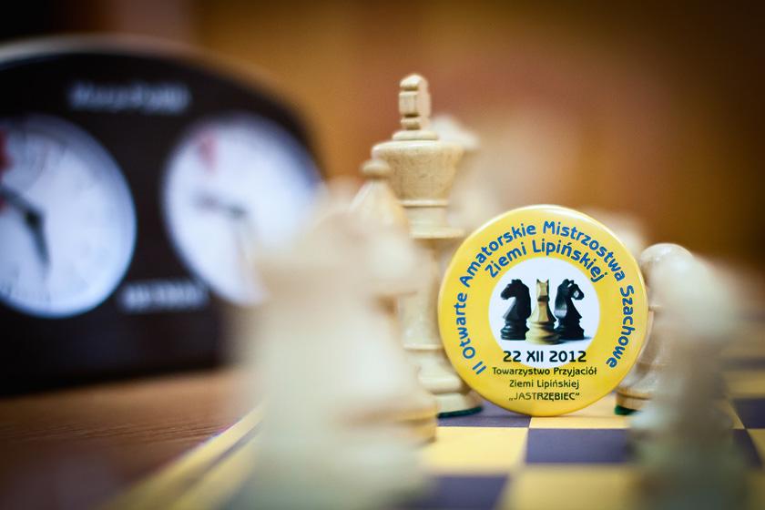 Najlepsi szachiści spotkali się wLipinkach