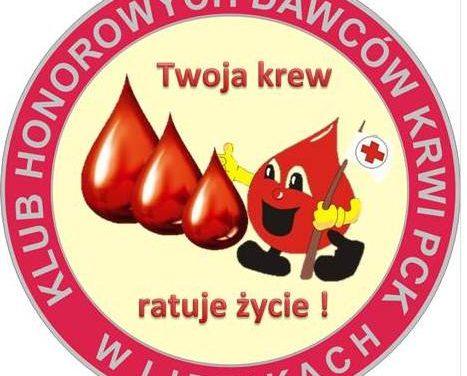Zapraszamy naWiosenną Akcję Honorowego Oddawania Krwi