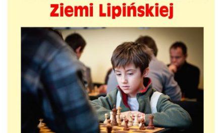 Zapraszamy naII Otwarte Amatorskie Mistrzostwa Szachowe Ziemi Lipińskiej