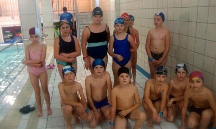 Siódmy rok nauki pływania