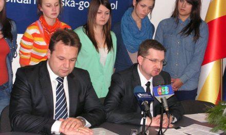 Poprawki Pawła Śliwy dobudżetu Małopolski odrzucone