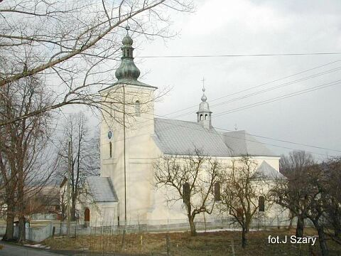Kościoły wLipinkach