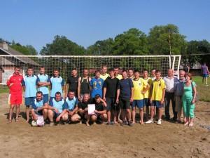 Uczestnicy iorganizatorzy turnieju