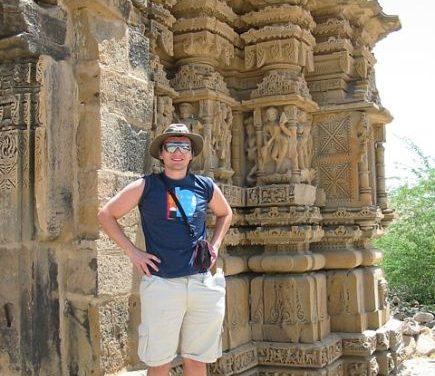 Świątynia Keradu wIndiach
