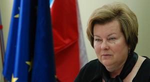 Senator Alicja Zając - fot.Damian Polar