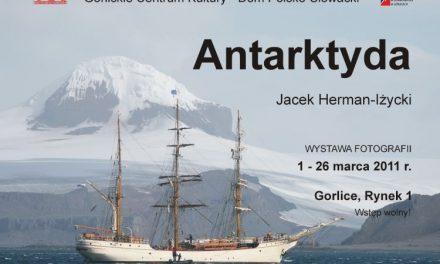 Antarktyda – wystawa fotografii