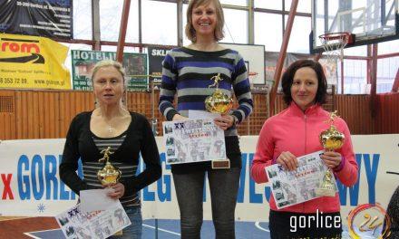 XX Bieg Sylwestrowy wGorlicach – medale dla zawodników ULKS Lipinki