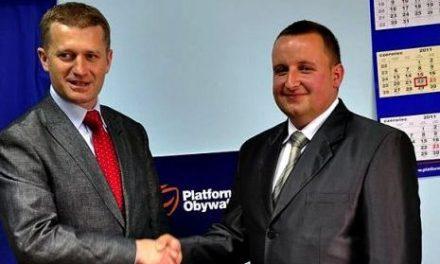 Krzysztof Kozioł kandydatem POwwyborach parlamentarnych