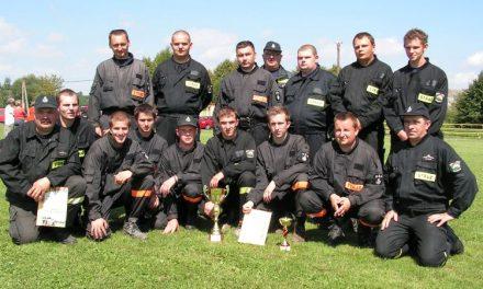 Strażacy OSP Pagorzyna najlepsi wGminie Lipinki