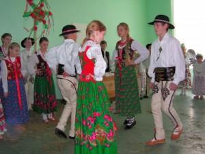 Siumni zChochołowa zatańczyli pogóralsku - fot.Popielarz
