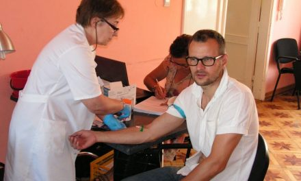 Wakacyjna akcja krwiodawstwa Klubu HDK Lipinki podsumowana