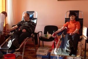 Akcja krwiodawstwa wLipinkach