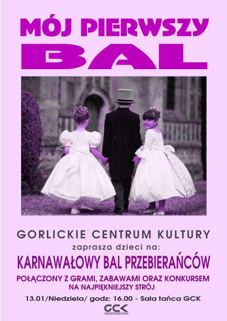 Zaproszenie Na Karnawałowy Bal Przebierańców E Lipinkipl