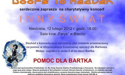 Koncert dla Bartosza Wilczkiewicza zWójtowej