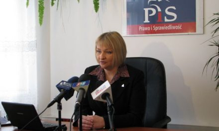 Poseł Barbara Bartuś o377 głosów odBrukseli
