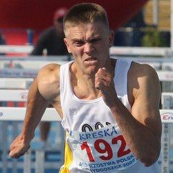Dominik Bochenek piąty wMoskwie
