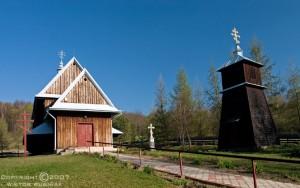 Cerkiew prawosławna wRozdzielu - fot.Wiktor Bubniak