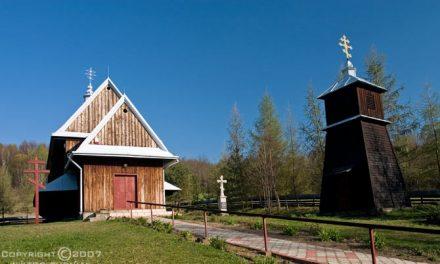 Dwie cerkwie Rozdziela