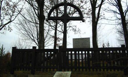 Cmentarz wojenny nr85 wRozdzielu