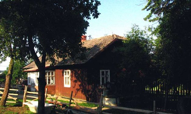 Wiejski Dom – Pagorzyna