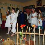 Młodzi aktorzy zLipinek wystawili spektakl Dziady A. Mickiewicza