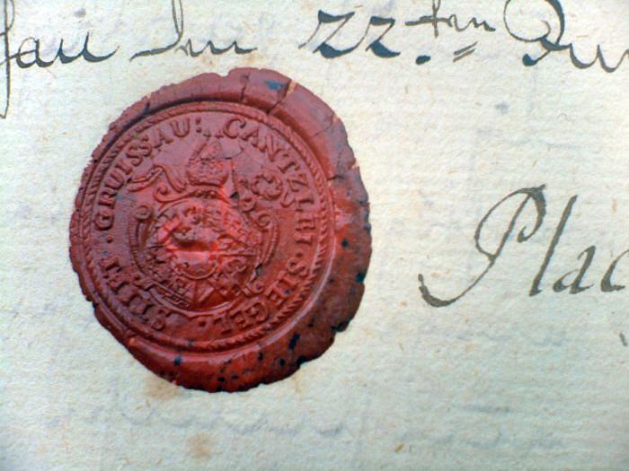 Dokument lokacyjny Wołochów iRusinów wLipinkach – 1530 r.
