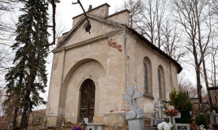 Cmentarna Kaplica Straszewskich ósmym zabytkiem Ziemi Lipińskiej