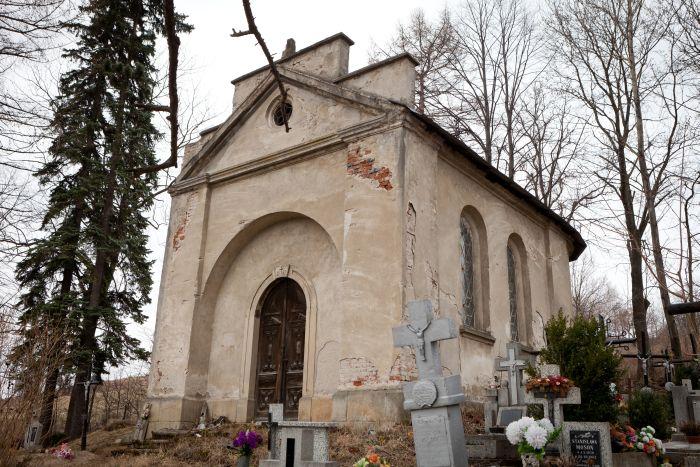 Naratunek zabytkowej Kaplicy Straszewskich. IV Kwesta Listopadowa wLipinkach