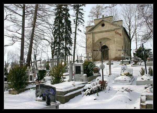 Lipińskie nekropolie