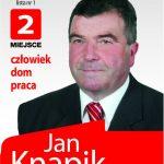 Jan Knapik: Łączę, aniedzielę…