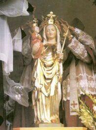 Koronacja Matki Bożej Lipińskiej – 1980 rok